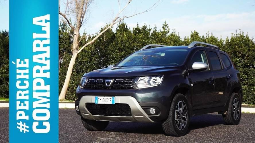 Dacia Duster, perché comprarla... e perché no