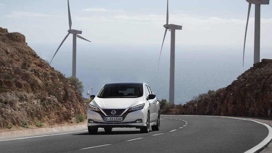 Nissan wants to sell a million electrified cars a year by 2022