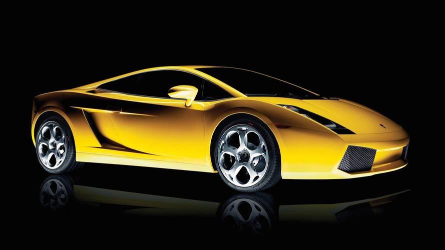 2003 - Lamborghini Gallardo