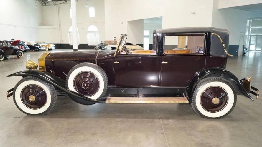 Sunset Bulvarı filmindeki Rolls-Royce Phantom satılıyor