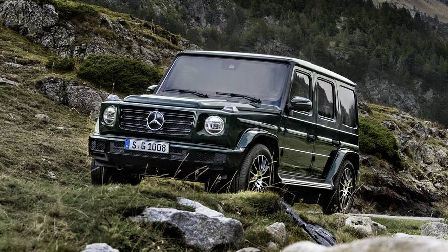 "Mercedes G-Class Is The ""Jewel"" Of The Lineup"