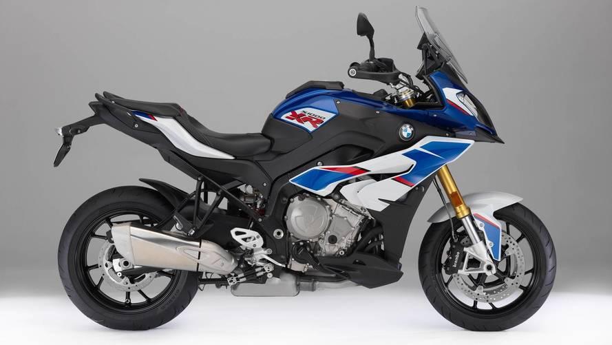 BMW Motorrad lança linha 2018 da S1000 XR