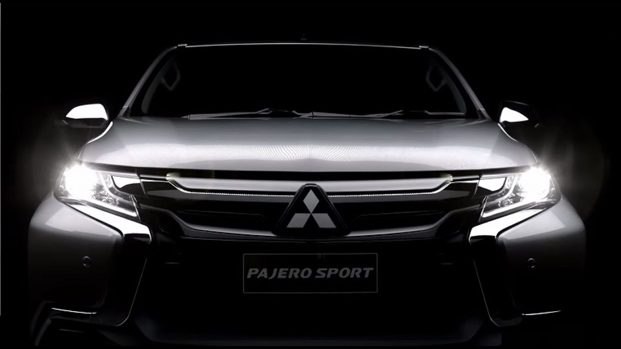 Vídeo: Mitsubishi revela mais detalhes sobre o novo Pajero Dakar