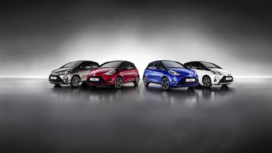 Toyota dévoile les secrets de la Yaris restylée
