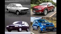 Veja quais foram as principais inovações da Fiat em 40 anos de Brasil