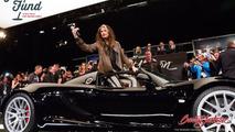 Hennessey Venom GT de Steven Tyler