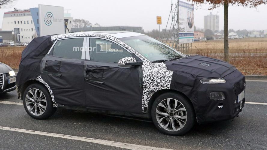 Hyundai'in kompakt crossover'ı baştan aşağı gözlendi