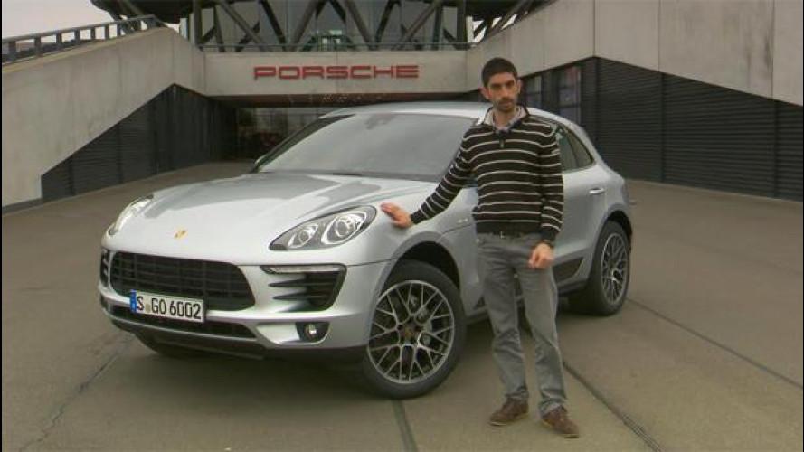 Porsche Macan, baby Cayenne o 911 SUV? La prova [VIDEO]