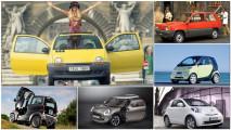Renault Twingo, Fiat Panda e le altre utilitarie: qual è la più geniale?
