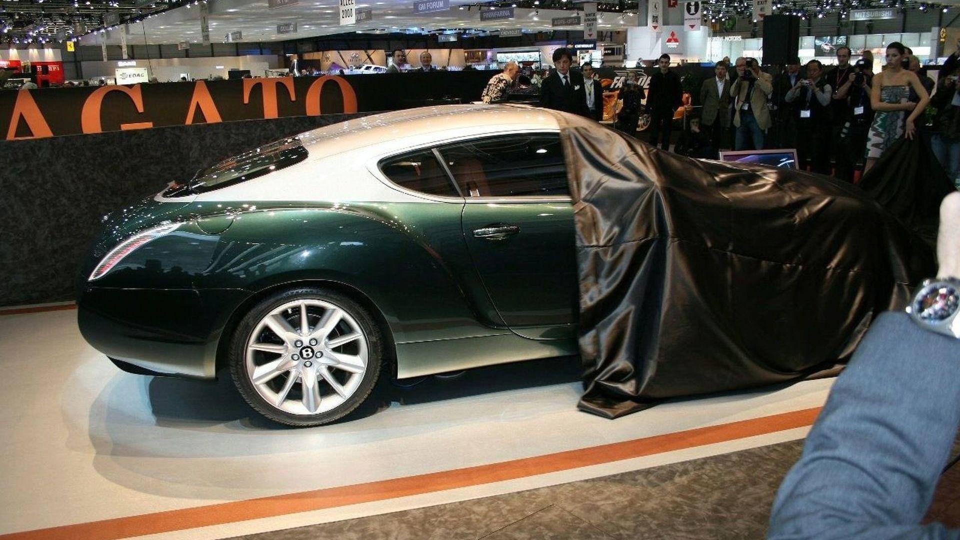 Bentley gtz zagato unveiled at the geneva motor show bentley gtz zagato unveiled at the geneva motor show product 2008 03 05 072231 vanachro Images