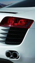 Audi R8 design