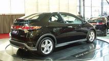 Honda Civic Type S at Paris Motor Show