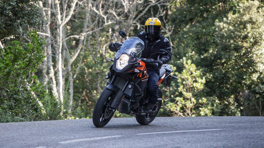 First Drive: 2017 KTM 1090 Adventure