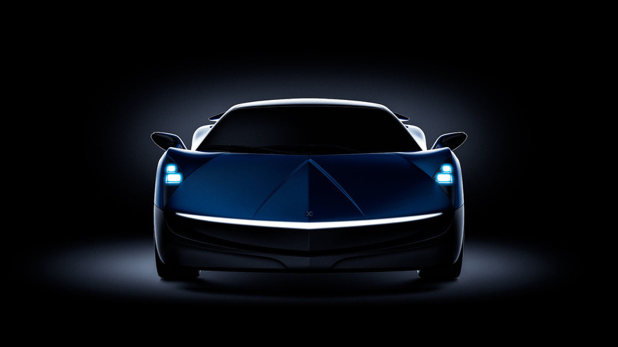 Elextra Supercar 'Tesla Beater' Teased Again In New Images