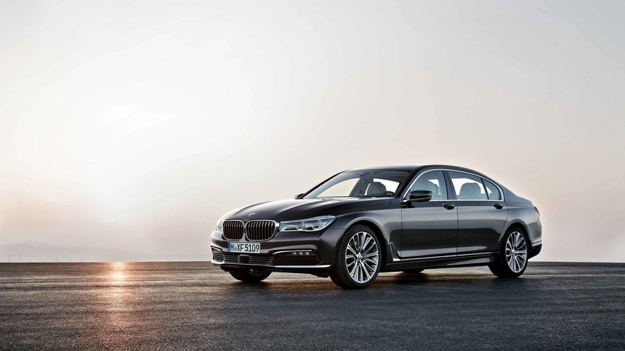 BMW To Stop Production Of Gasoline 7 Series In Europe For A Year