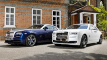 Rolls-Royce Wraith Busan Edition and Ghost Seoul Edition