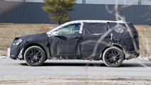 Acura RDX Spy Photos