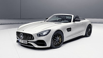 Mercedes-AMG GT C Roadster Edition 50, C63 / C63 S Cabriolet Ocean Blue Edition, C43 Coupe / Cabriolet Night Edition