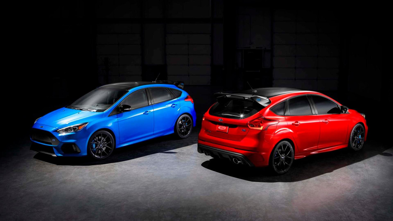 2018 ford focus rs limited edition photos. Black Bedroom Furniture Sets. Home Design Ideas