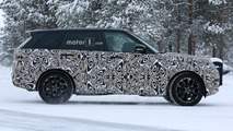 Range Rover Sport Spy Photos