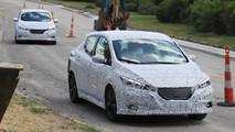 Nissan Leaf 2018 fotos espía