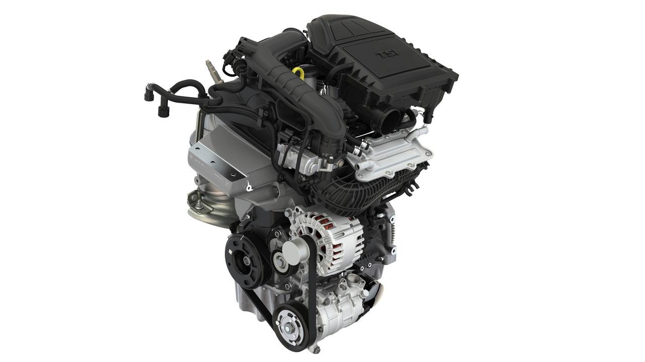 2017 Skoda Fabia with 1.0 TSI engine