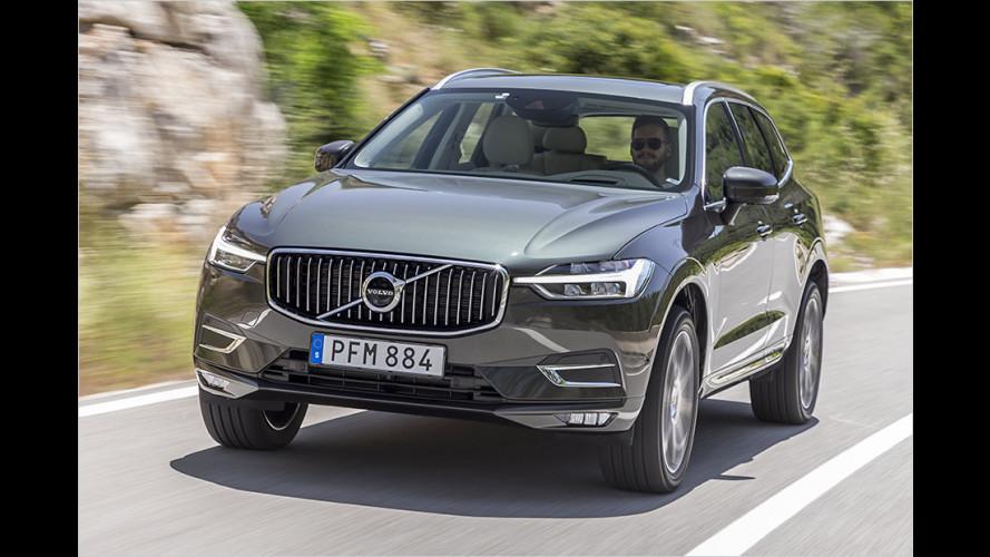 Volvos GLC-Konkurrent im ersten Test