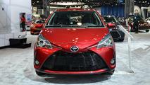 Makyajlı 2017 Toyota Yaris