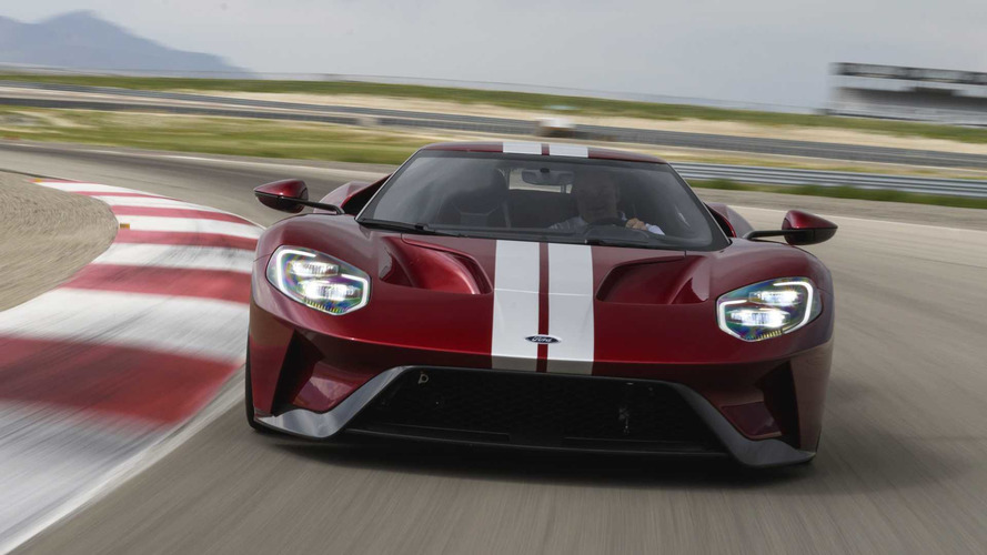 Ford GT worse on fuel than a Dodge Viper