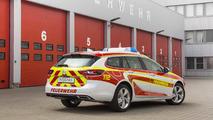 Opel Insignia Sports Tourer ve Vivaro kurtarma araçları