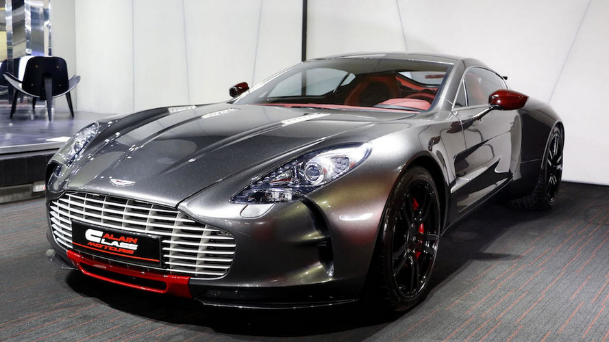 Barely Used Aston Martin One-77 Q-Series Needs A New Home