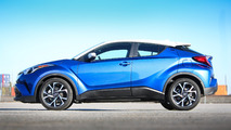2018 Toyota C-HR: First Drive