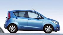 New Opel Agila