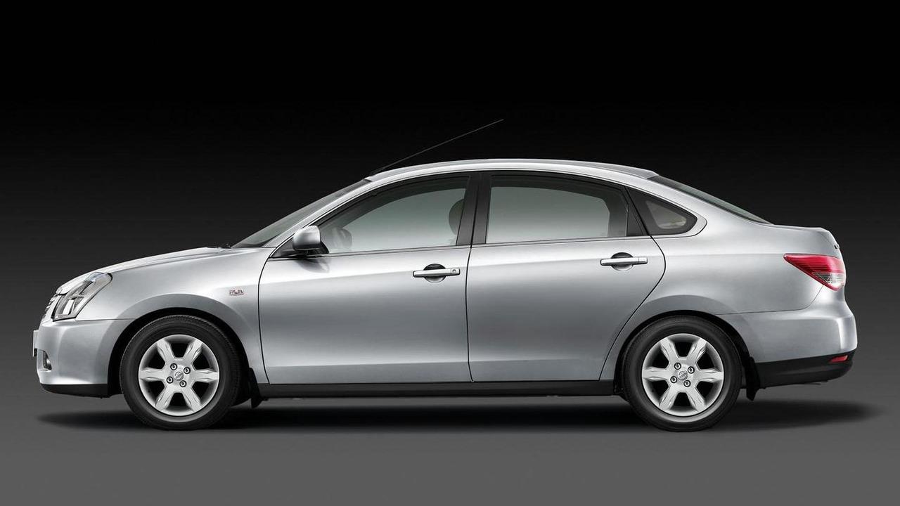 2013 Nissan Almera 27.2.2012