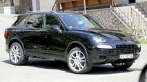 Porsche Roxster baby Cayenne Spied