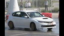 I test della Subaru Impreza al My Special Car 2008
