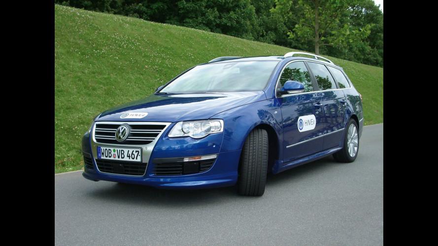 TAP, il pilota semiautomatico Volkswagen
