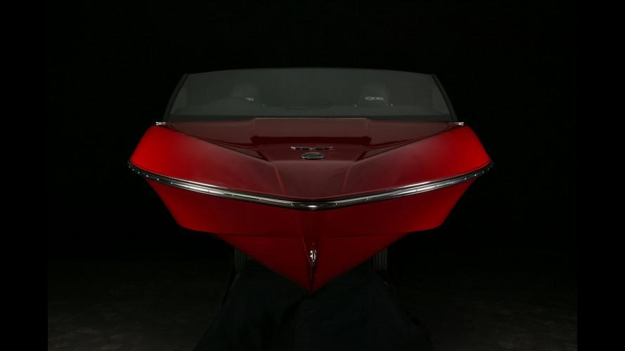 La Corvette acquatica
