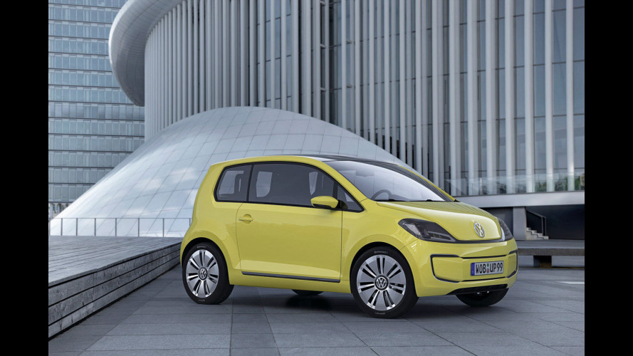 Volkswagen Up!: è online il primo spot