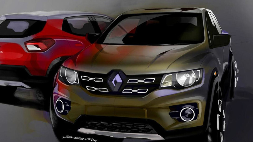 Renault prépare une Kwid électrique