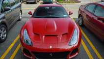 Ferrari F12 SP America one-off spotted once again, looks like a modern 250 GTO