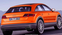 Audi TTQ render