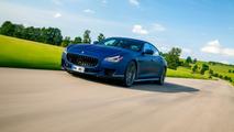 Maserati Quattroporte by Novitec Tridente