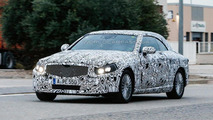 2016 Mercedes-Benz C-Class Cabriolet spy photo