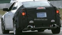 Cadillac CTS V-Series spy photo