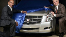 Cadillac CTS Sneak Peak