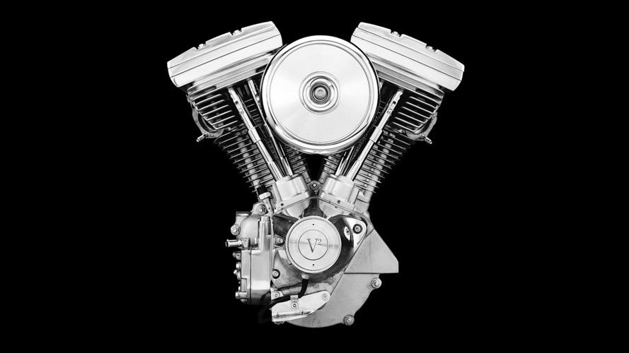 1984 Harley-Davidson Evolution engine