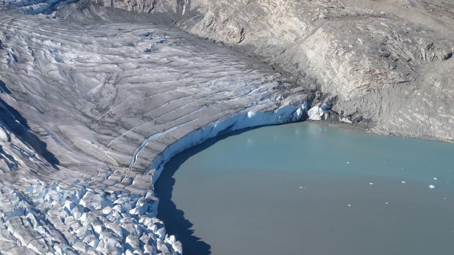 Formula E car visits Arctic Circle to raise awareness of global warming