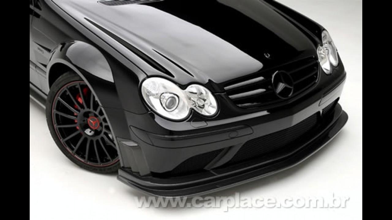 """Vorsteiner mostra sua versão """"Black Widow"""" da Mercedes-Benz CLK 63 AMG"""
