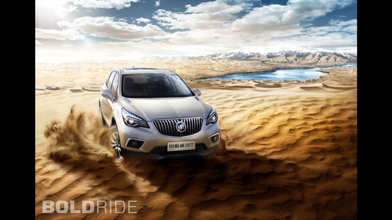 Buick Envision 20T